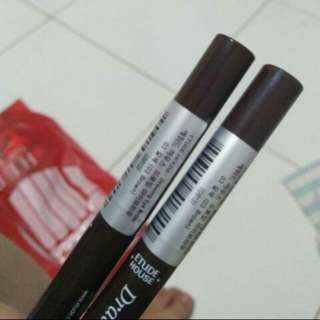 Etude house drawing eyebrow (brown) ambil 2 60k