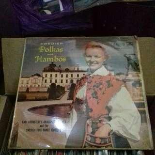 Vinyl black Records