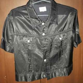 Original Swish Jeans Jacket Blouse