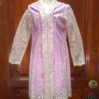 Lace Kebaya for 5 to 6 Yrs Old Girl