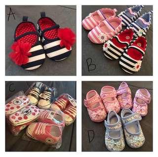 Pre Walker Shoes/shirts/sets
