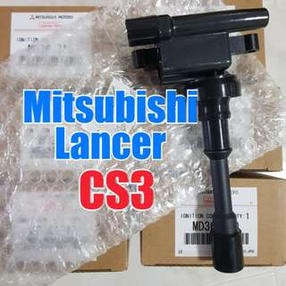 Mitsubishi Lancer CS3 Ignition Coil & Performance Spark Wire