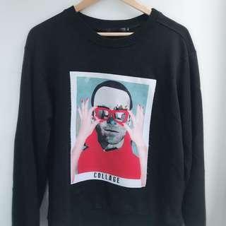 Futurism sweatshirt