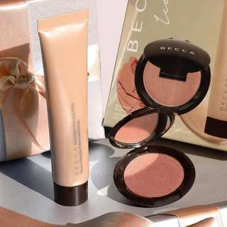BECCA Iconics Cheeky Glow Kit