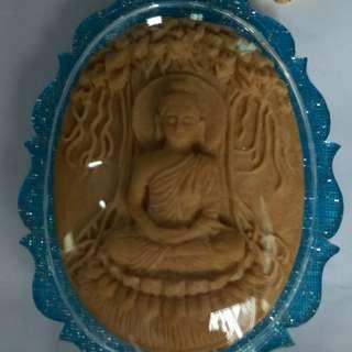 Buddha som prattana real gold takrut