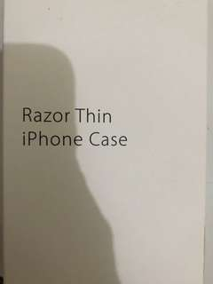 Thin Case Iphone 7+
