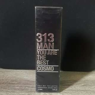 313 Man You are The Best by COSMO (100ml)--from Dubai
