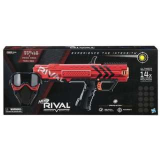 Nerf Rival Apollo XV-700 + Face Mask Team Red (9777)