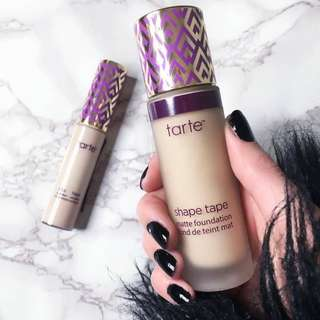 Tarye Shape Tape Matte Foundation