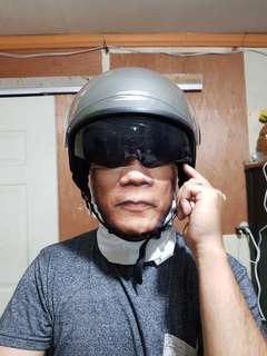 Customize face mask for motorcycle riders