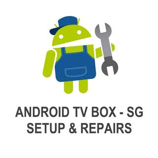 Android TV Box - SG Setup & Repairs