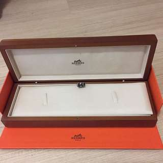 Authentic Hermes Bracelet box