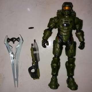 Mattel Halo 6 inch Masterchief