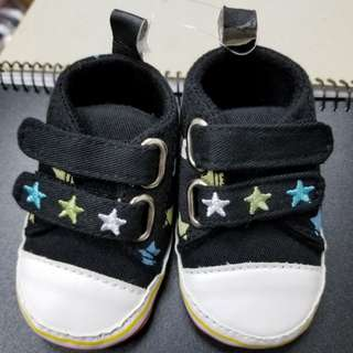 ✡Baby Shoes - 藍色星星