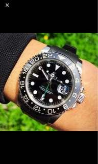{ SOLD } Rolex gmt master ii [ CERAMIC ]