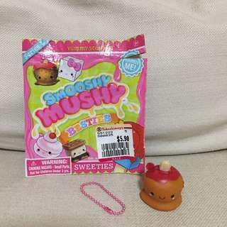 BN smooshy mushy Kandy Candy Apple