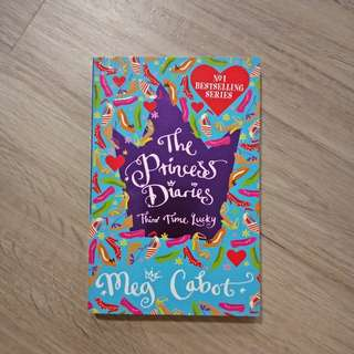 The Princess Diaries Third Time Lucky by Meg Cabot