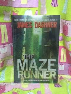 Novel The Maze Runner - Book 1 - James Dashner
