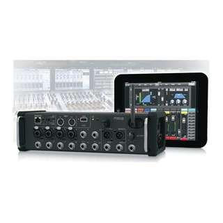 Midas MR12 12 Input Digital Mixer for iPad AndroidWi-Fi n USB Recorder