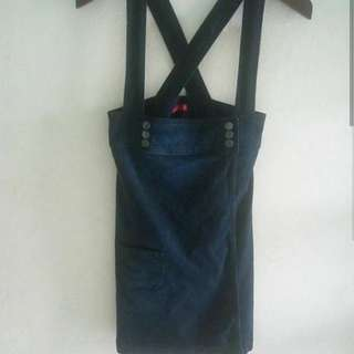 Overall Denim Size M