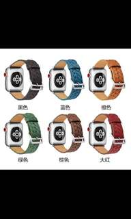 Apple watch錶帶 38mm 42mm現貨