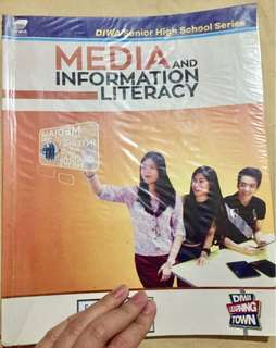 Media and  Information Literacy K12 SHS
