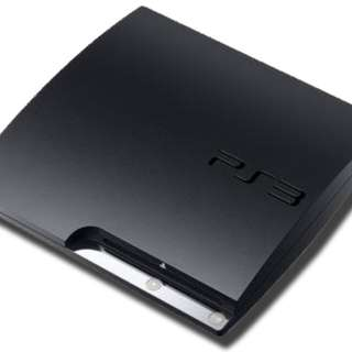 PS 3 Slim 500GB