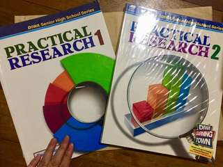 Practical Research K12 SHS