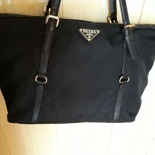 RUSH SALE : Preloved Original  Prada Bag
