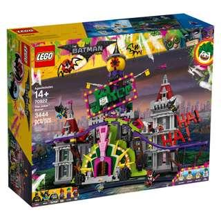 LEGO 70922 BATMAN MOVIE THE JOKER™ MANOR (13% OFF ) Last 1