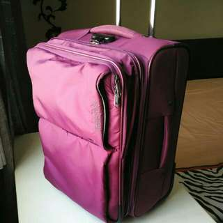"Quality 21"" Expandable Luggage"