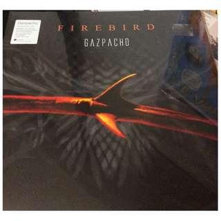 Mint sealed Gazpacho firebird record vinyl prog rock