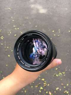 Canon Zoom Lens 100-200mm f5.6