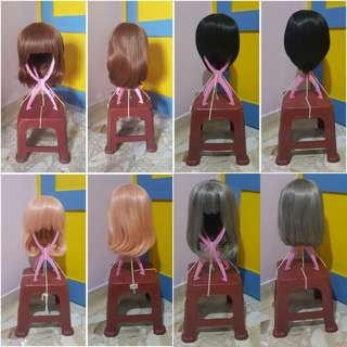 Short Wigs Cosplay Sales