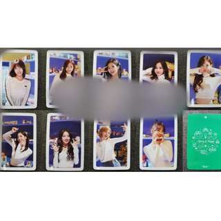 (Pre-order) Twice Unofficial Card Set (9 pcs)