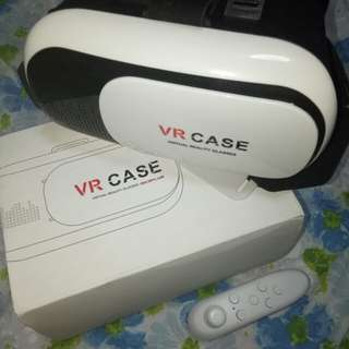 Virtual Reality Case Complete