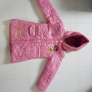 Winter jacket for girls
