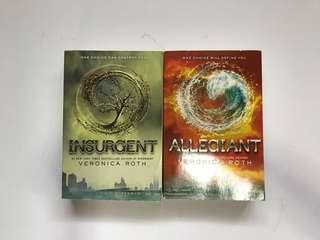 Insurgent & allegiant book bundle