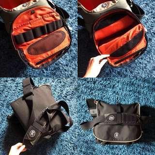 Crumpler shoulder camera bag next venue