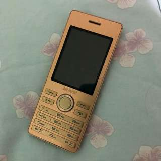 Gionee S96 Gold