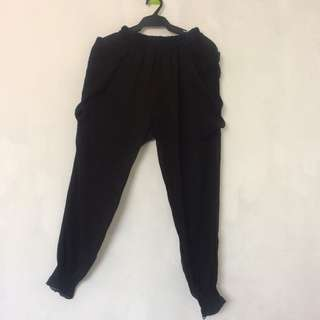 Harem Chiffon Pants