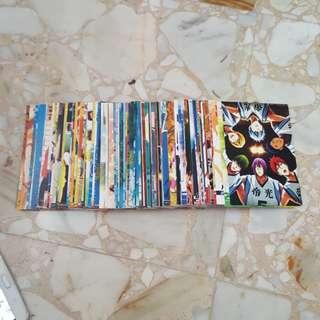 Kuroko No Basuke Postcard Set