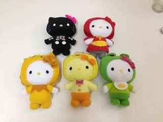 Mc'donald Hello Kitty Collection