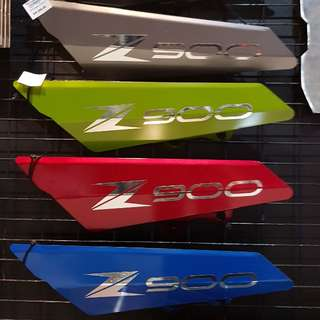 Z900 chasis cover new arrive Rm269 Readystock readypos