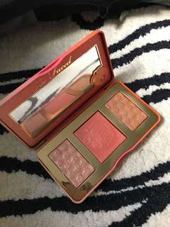 Too Faced Peach Glow Face Palette