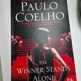 PAULO COELHO - The Winner Stands Alone
