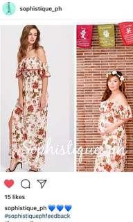 Flowy /Summer / Maternity Dress