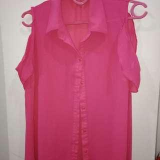 Pink bouse