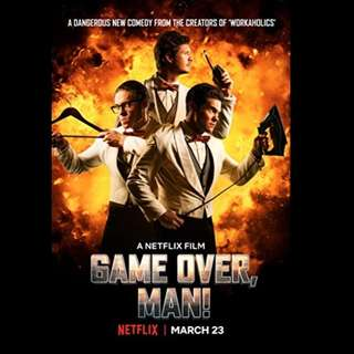 [Rent-A-Movie] GAME OVER MAN (2018)
