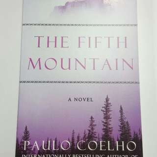 PAULO COELHO - The Fifth Mountain
